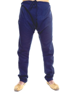 S9 Men Plain regular Churidar Pyjama