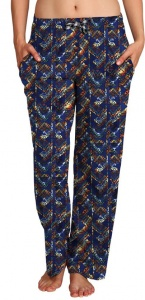 Cotton Pyjama for Women Abstract patterns SC-HAU-PL-05