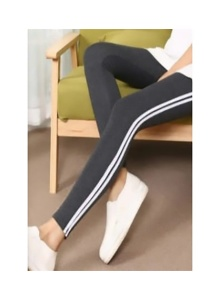 Stylish Elegant Knitted Jegging For Women Free size in Dark grey Color(DU-FC-JEG-001B)