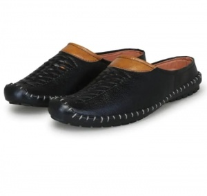 Designer Loafers-Black for men (DU-DS-03A)
