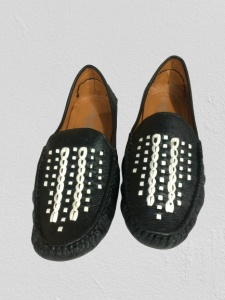 Designer Loafers-Black for men (DU-DS-03C)