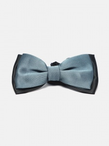 Dark Grey Neck Bow UC-NB-204