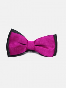 Mauve Neck Bow UC-NB-205