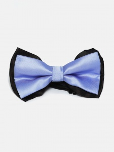 Pastle Blue Neck Bow UC-NB-215