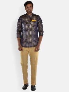 Men Designer Indo Weatern Set (S9-IWS-JAQ-2020 1 A)