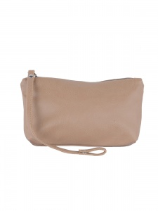 Multipurpose  Faux Leather Beige Pouch ( UC-MP-01F)