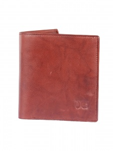 UniCarress- 6 Card Slots Casual & Formal Tan Artificial Leather Wallet For Men (Tan)  UC-MW-015