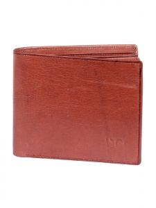 UniCarress- 6 Card Slots Casual & Formal Tan Artificial Leather Wallet For Men(Tan) UC-MW-017