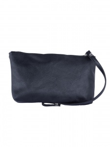 Multipurpose  Faux Leather Black Pouch ( UC-MP-01i_B)