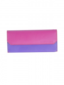 Uni Carress Casual Purple, Pink Clutch For Ladies (UC-WW-003B)