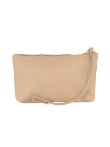 Multipurpose  Faux Leather Creme Pouch ( UC-MP-01B)