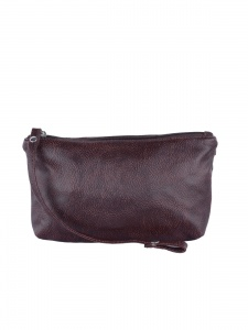 Multipurpose  Faux Leather Brown Pouch ( UC-MP-01D)