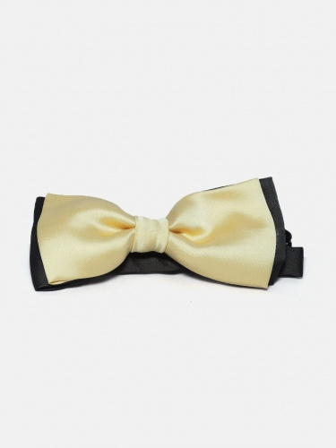 Firm Cream Neck Bow UC-NB-210