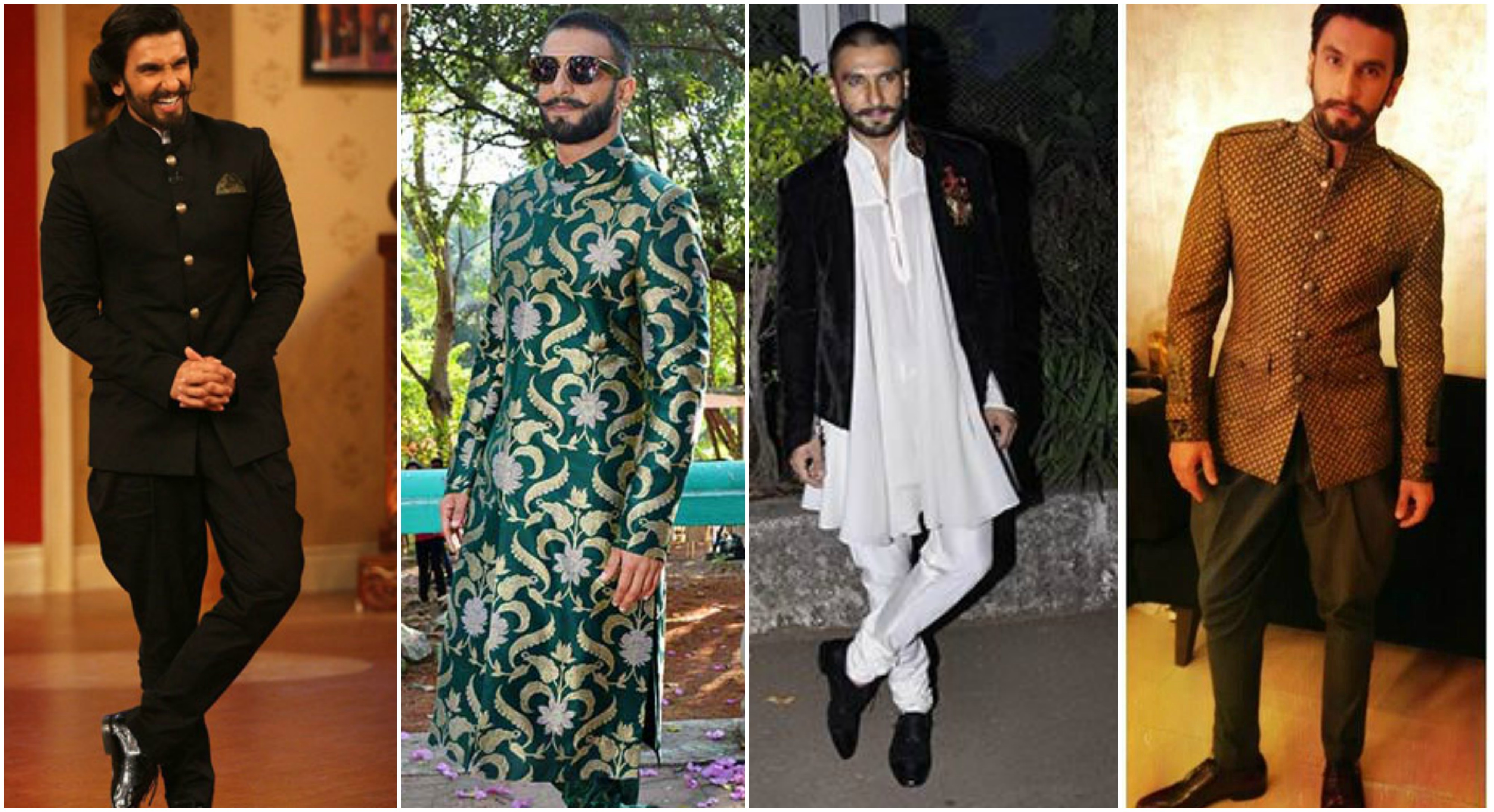 Decoding the latest Bollywood trend in ethnic wear (men)!